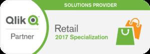 Qlik Spezialisierung Retail