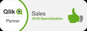 Qlik-Spezialisierung Sales