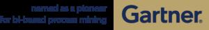 Gartner pioneer bi-based Process Mining gold